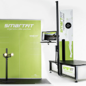 Smartfit Q5 laser scanner + video-analysis