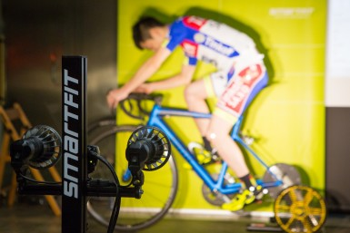 Smartfit Bikefitting Workshop Hong Kong - video