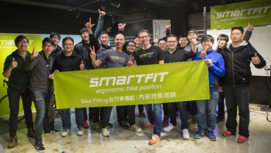 Smartfit Bikefitting Workshop Hong Kong